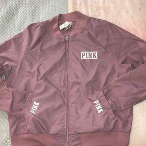 Wind breaker zip up jacket